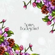 Link toVector floral backgrounds art 05