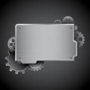 Link toCreative gears vector background art 01