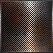 Link toVector set of rusted metal texture background 02