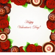 Link toValentine day sweets cards vector 02