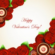 Link toValentine day sweets cards vector 03