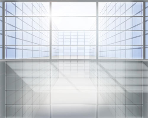 Spacious and bright Windows vector 03