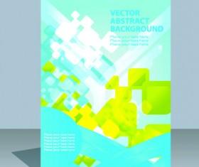 Business brochure cover design elements 01
