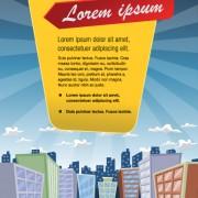 Link toDelicate business template design vector 03
