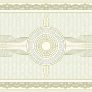 Link toDecorative pattern certificate backgrounds vector 06