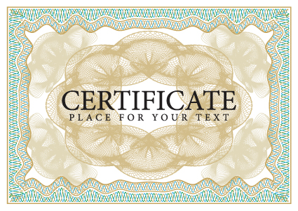 Certificate design vector frame 01 over millions vectors stock certificate design vector frame 01 yadclub Gallery