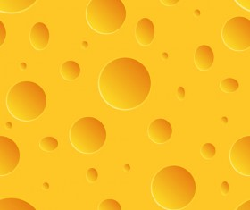 Vector Cheese Design Elements 04
