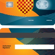 Link toCreative credit card design vector 02