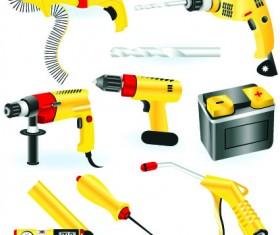 Different repair tool vector 02