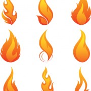 Link toDifferent flames icons design vector 01