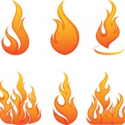 Link toDifferent flames icons design vector 02