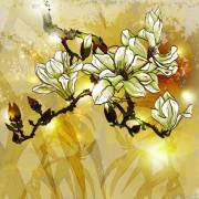 Link toFresh flowers design vector art 03