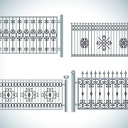 Link toVector forged guardrail design set 04
