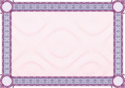 Vector Border Frame