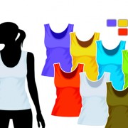 Link toMens and womens clothing design elements 05