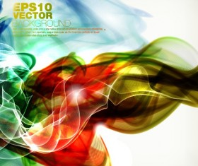 Dynamic Watercolor vector backgrounds 01