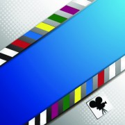 Link toVector background with film elements 01