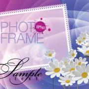 Link toStylish photo frame design vector 01