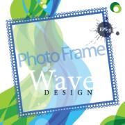 Link toStylish photo frame design vector 02