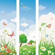 Link toSpring elements of banner 04