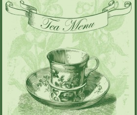 Green tea menu 01