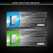Link toWebpage design decorative element set 4