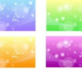 Elements of Background design vector