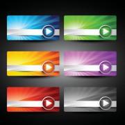 Link toWebpage design decorative element set 1