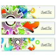 Link toVector modern banner graphics 02