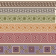 Link toAntique decorative pattern border vector 01