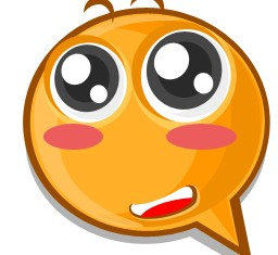 Prettiness expression icon