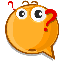 Question expression icon