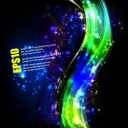 Link toSparkling stylish party backgrounds vector 01