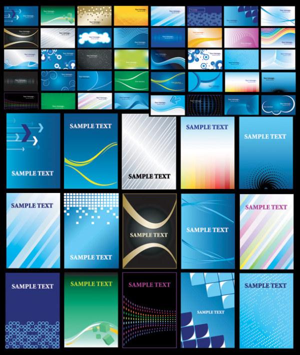 Modern common background vector art