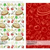Lovely Child elements background 3 vector graphic