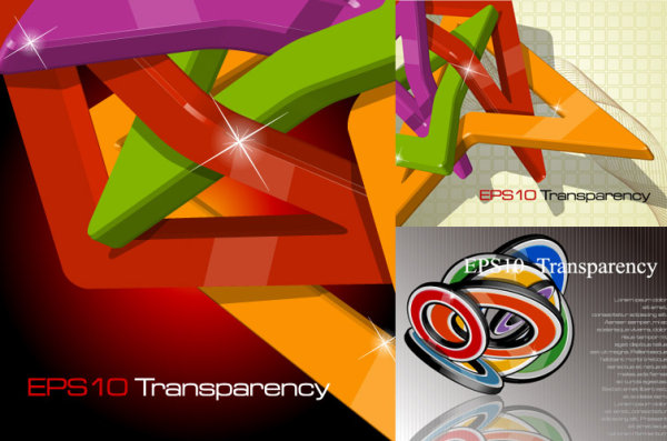 commonly used 3D background