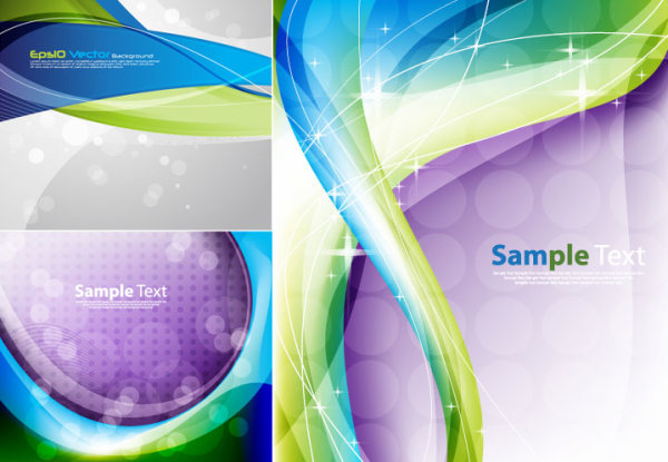 Ambilight background Vector Graphic