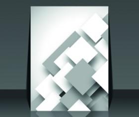 Business brochure design cover 03