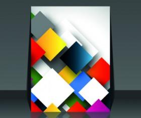Business brochure design cover 04
