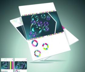 Business brochure design cover 06