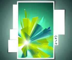 Business brochure design cover 08