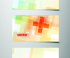 Huge collection of Business card design vector art 03