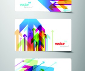 Huge collection of Business card design vector art 04