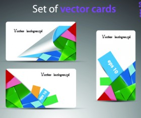 Huge collection of Business card design vector art 07