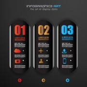 Link toCreative business infographic vector 05
