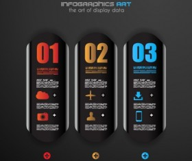 Creative Business Infographic vector 05