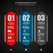 Link toCreative business infographic vector 08