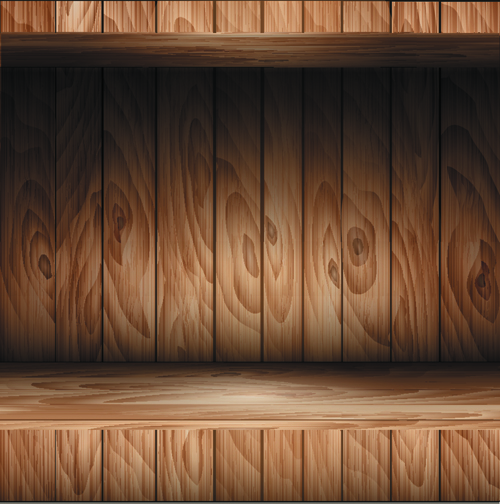 Vector Wooden Backgrounds 02 - Vector Background free download