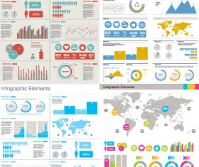 Business information data map