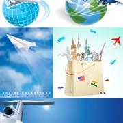 Link toTourism flight art